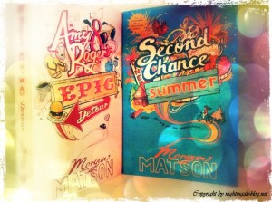 Amy & Rogers's Epic Detour_Second Chance Summer