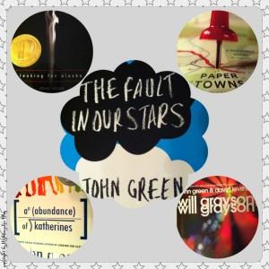 John Green_Collage