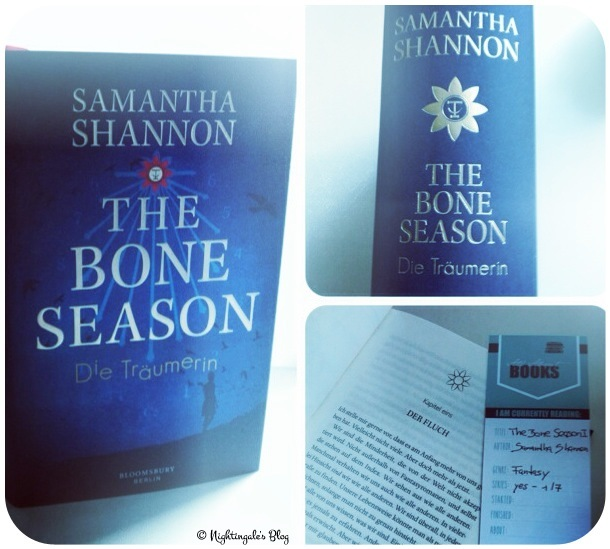 The Bone season_collage
