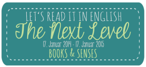 Let's read in English_Books & Senses Banner