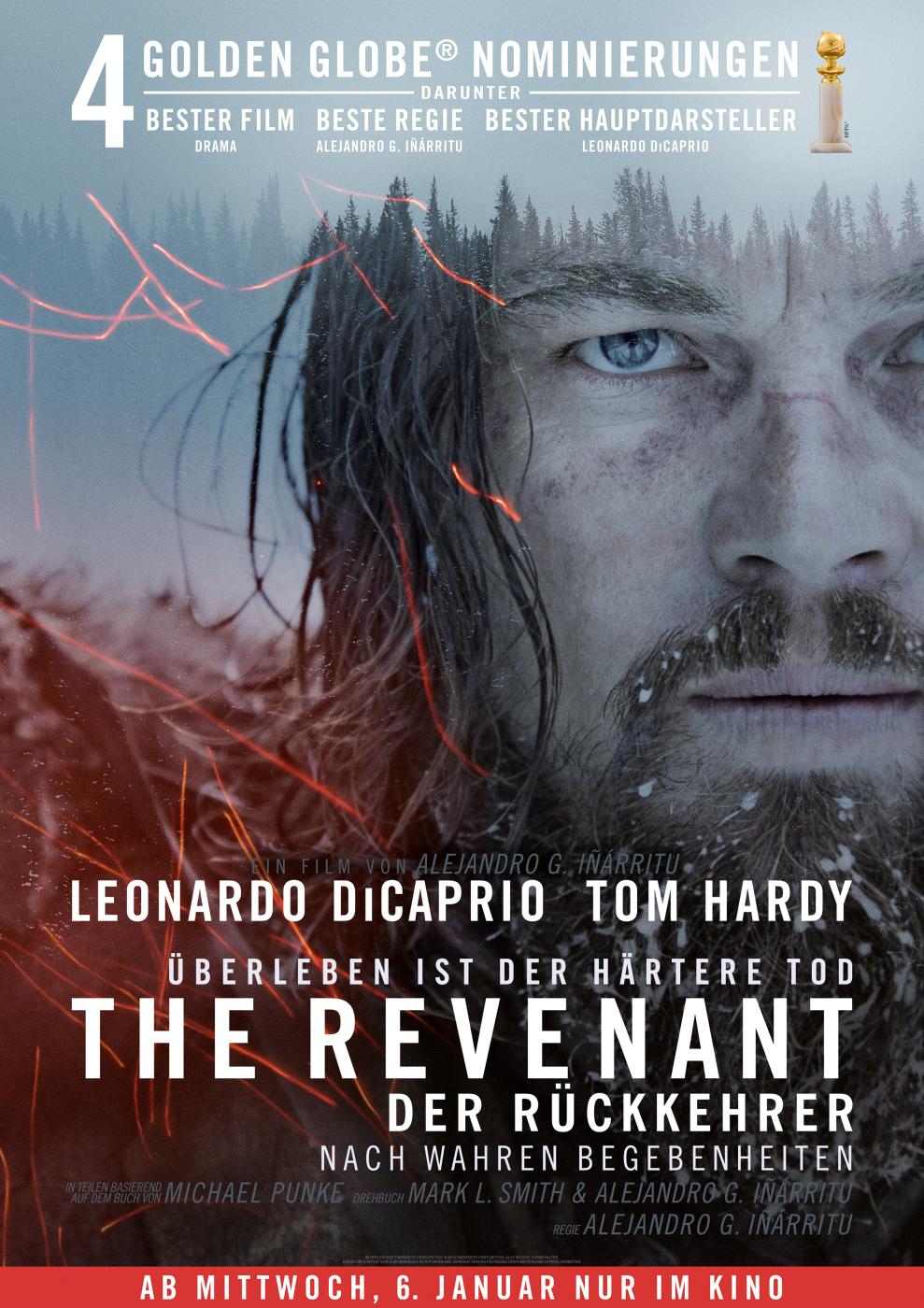 "Film-Review ""The Revenant - der Rückkehrer"""
