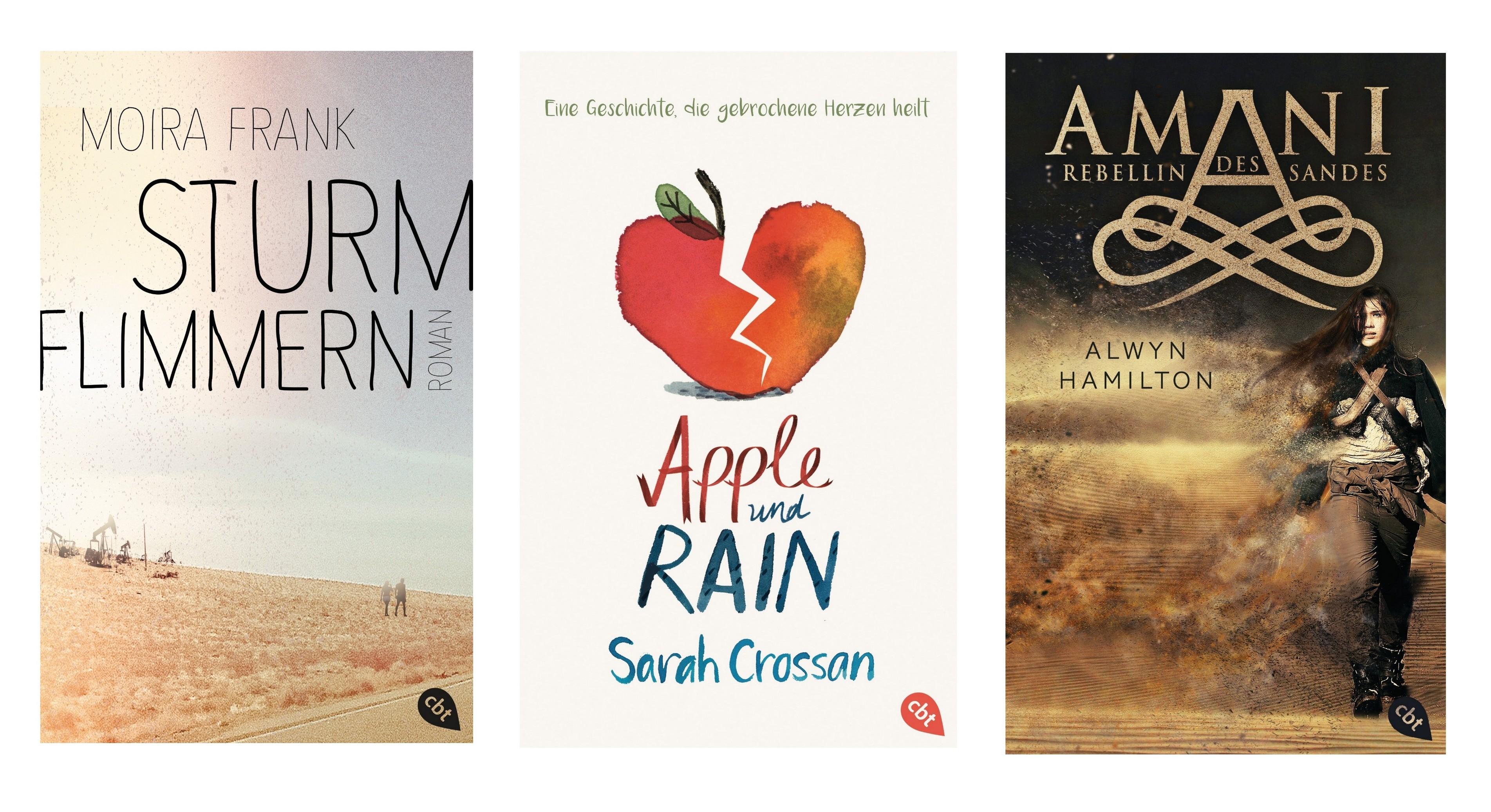 Herbst-/Winterprogramm 2016 der Random House Gruppe - Wunschbücher