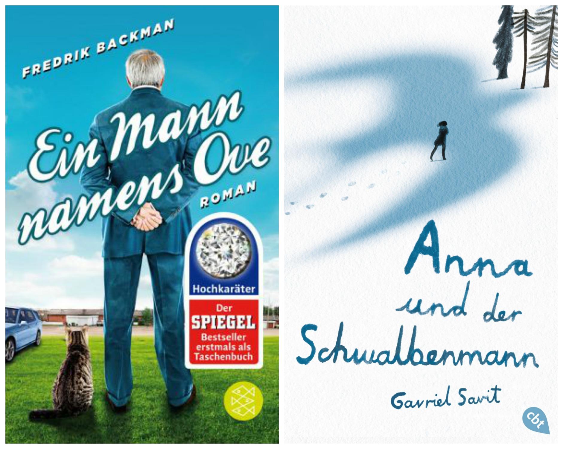 """Angezwitschert - """"Ein Mann namens Ove"""" / """"Anne und der Schwalbenmann"""""""