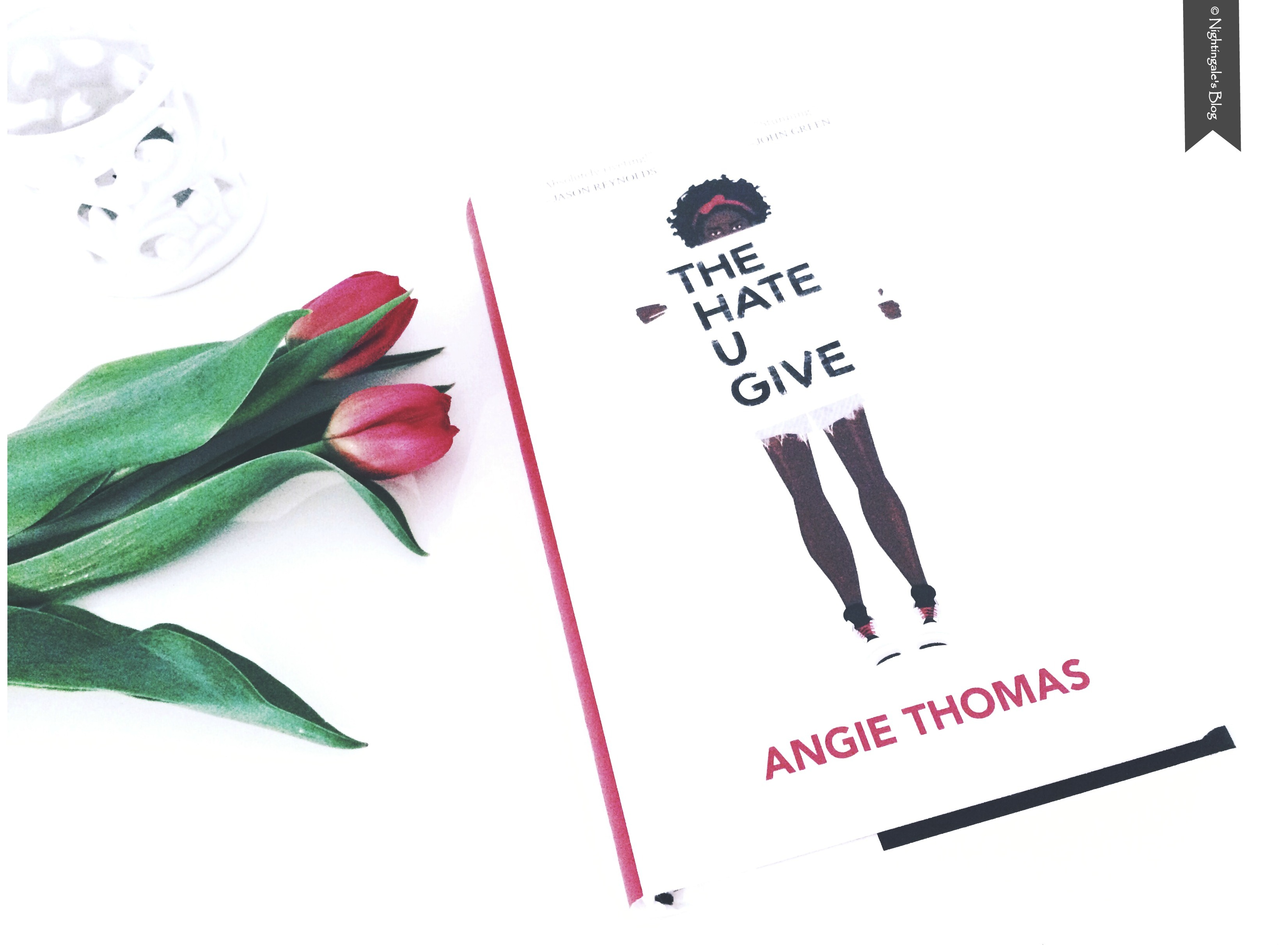 "Review | ""The Hate U Give"" von Angie Thomas"