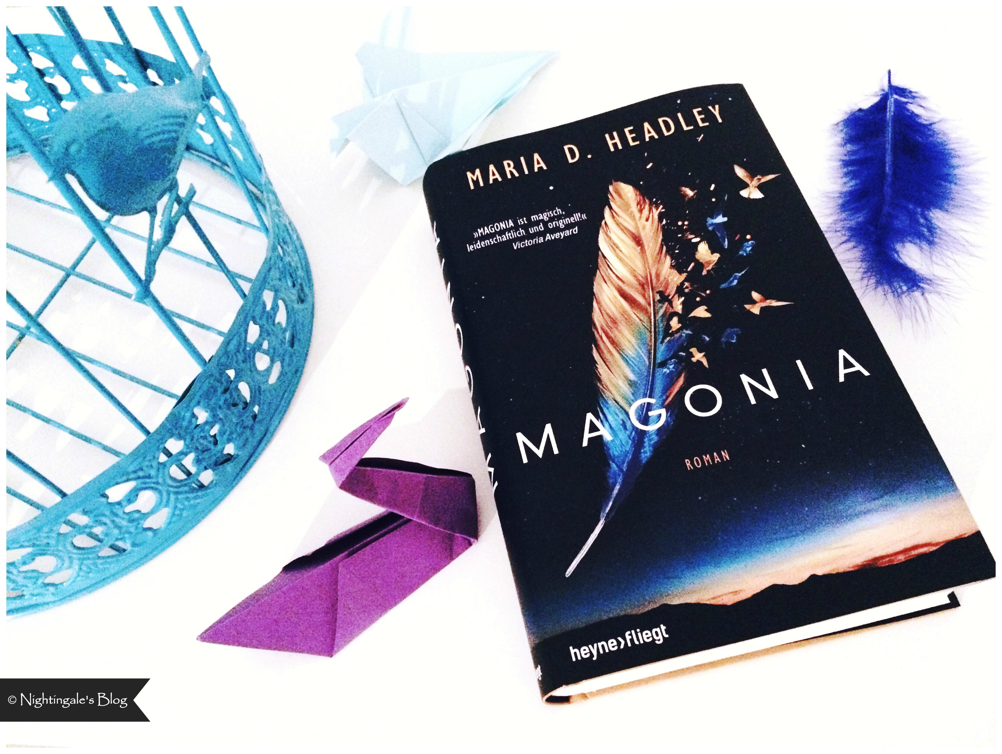 "Rezension | ""Magonia"" von Maria D. Headley"