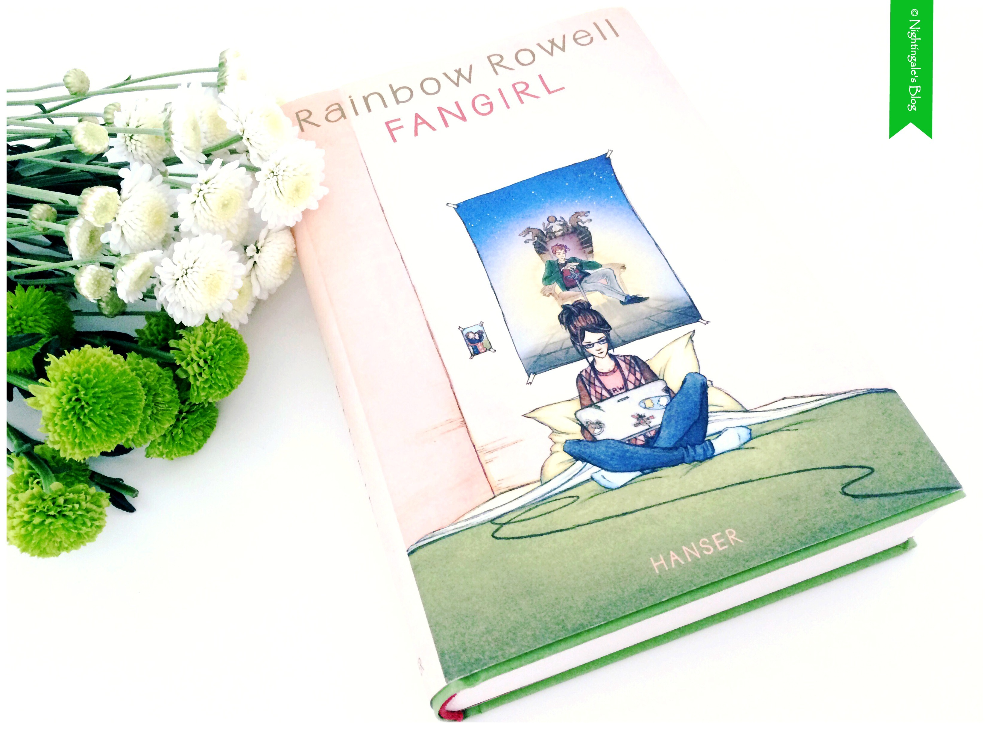 "Review | ""Fangirl"" von Rainbow Rowell"