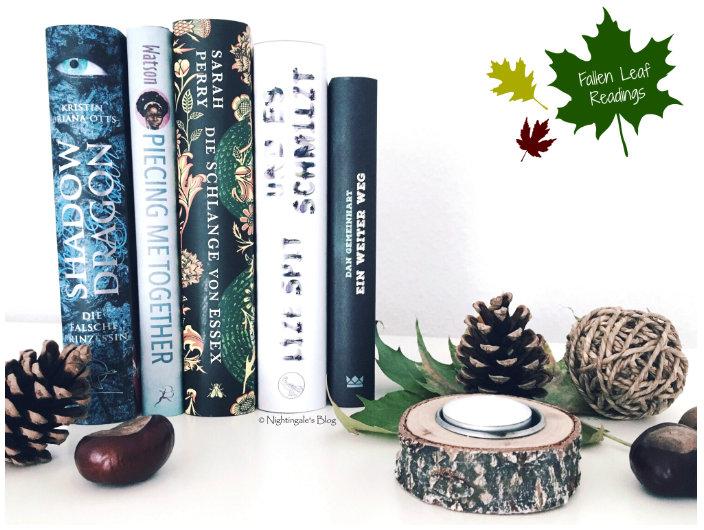 Fallen Leaf Readings - mein Lesestoff im Herbst!