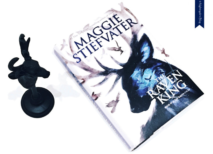 "Rezension | ""The Raven King"" von Maggie Stiefvater"