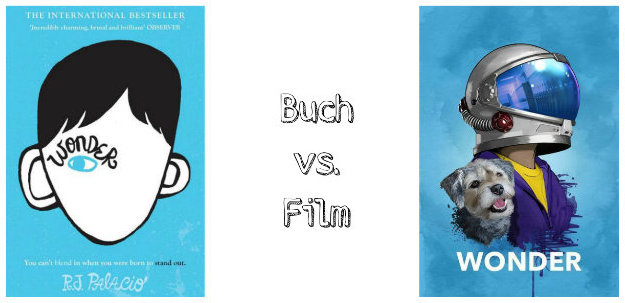 "Review | Buch vs. Film - ""Wunder"""