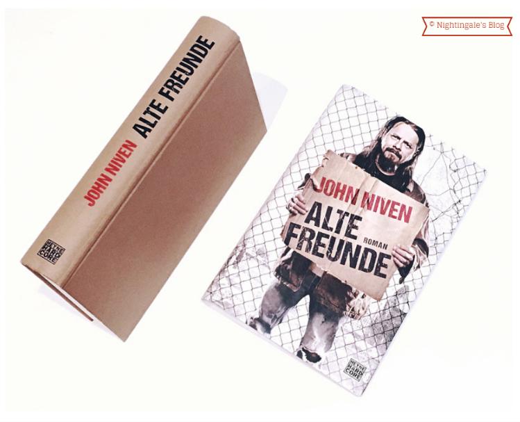 "Review | ""Alte Freunde"" von John Niven"