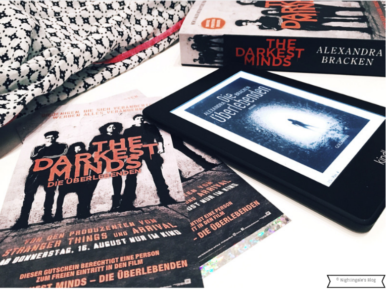 "Quiz & Gewinnspiel ""The Darkest Minds"""