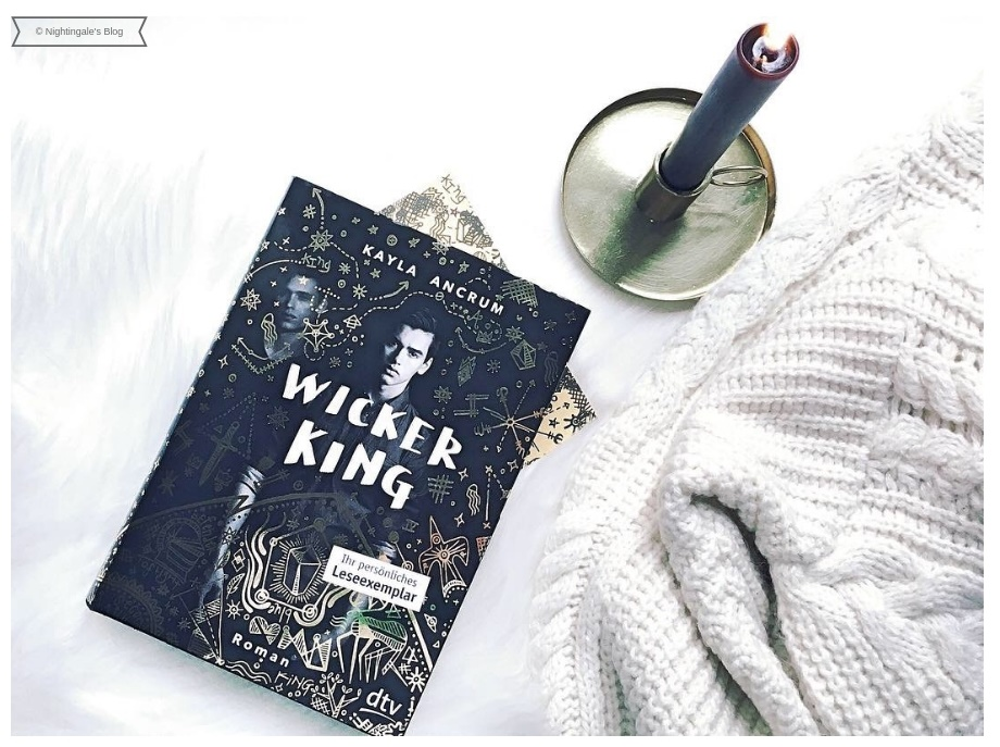 "Rezension | ""The Wicker King"" von Kayla Ancrum"