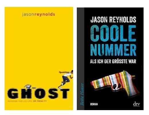 """Angezwitschert - """"Ghost"""" und """"Als ich der Grösste war"""" von J. Reynolds"""