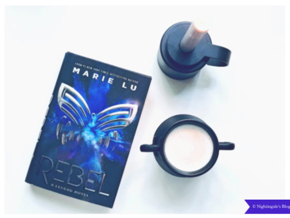 "Rezension ""Rebel (Legend #4)"" von Marie Lu"