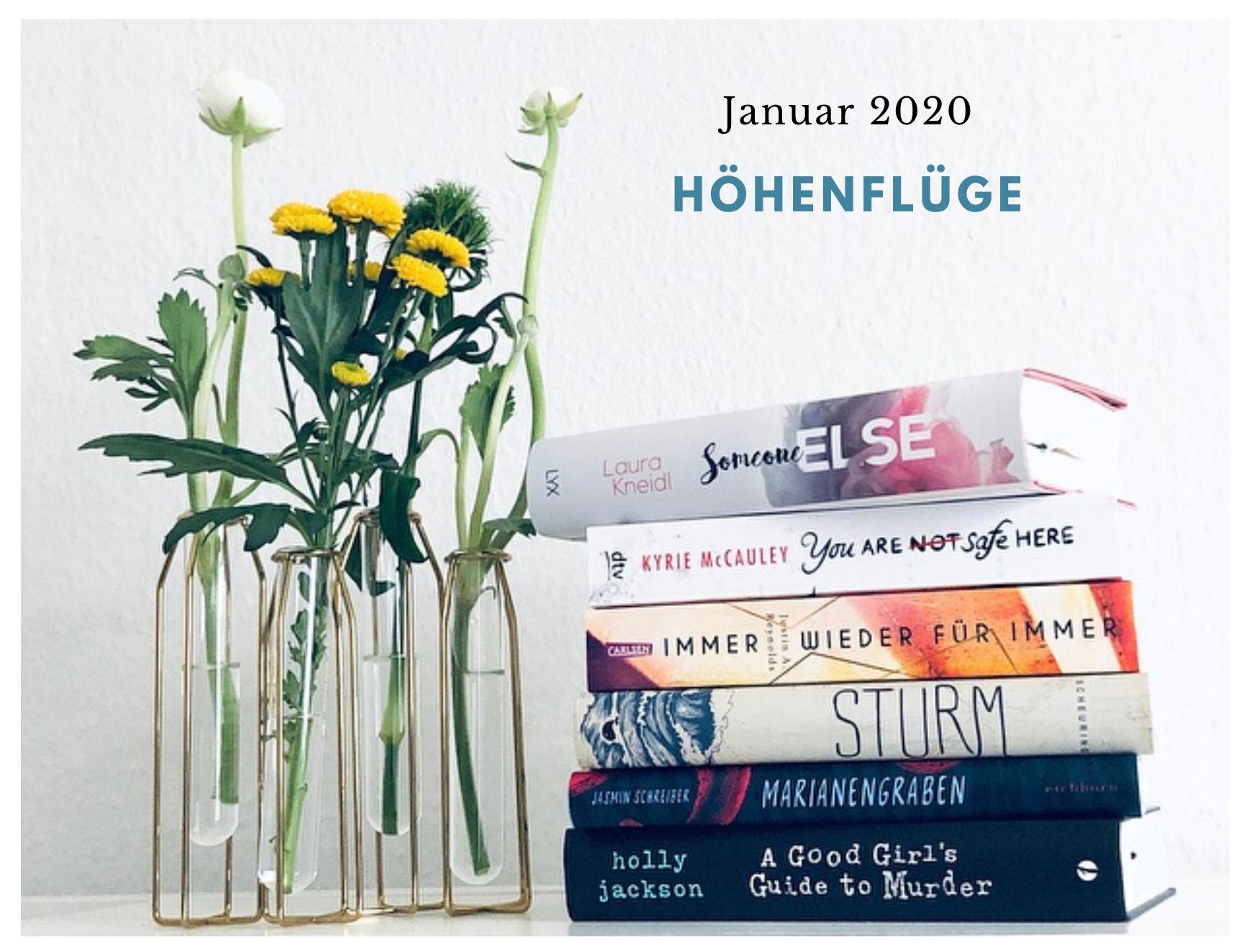 Höhenflüge - Jan. 2020