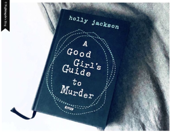 "Rezension ""A Good Girl's Guide to Murder"" von H. Jackson"