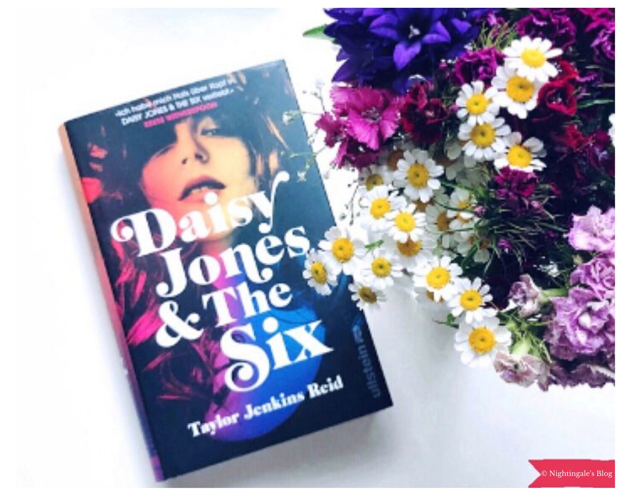"Review | ""Daisy Jones & The Six"" von Taylor Jenkins Reid"