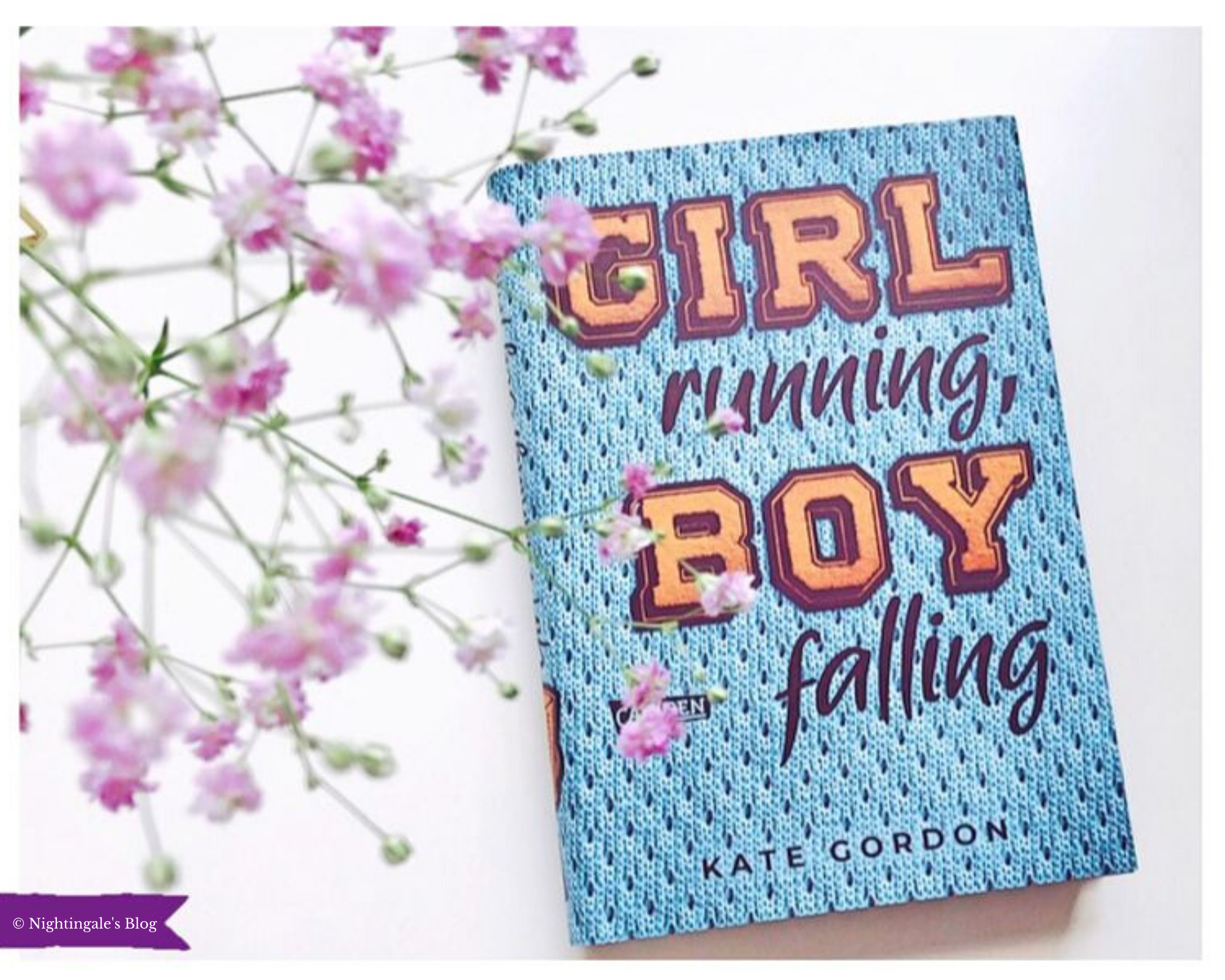 "Rezension | ""Girl running, boy falling"" von Kate Gordon"
