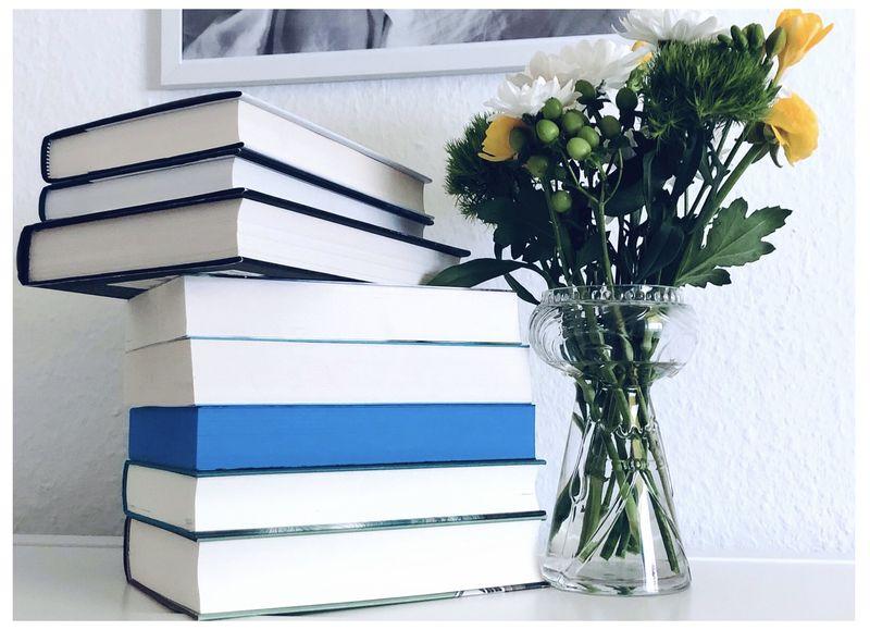 Neues Jahr, neuer Versuch & neue Bücher